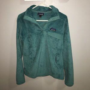 Patagonia Teal Pullover (M)